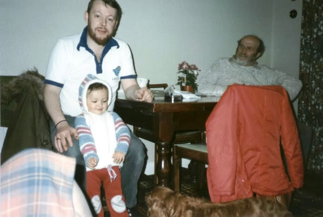 Dad, Grandad & Me