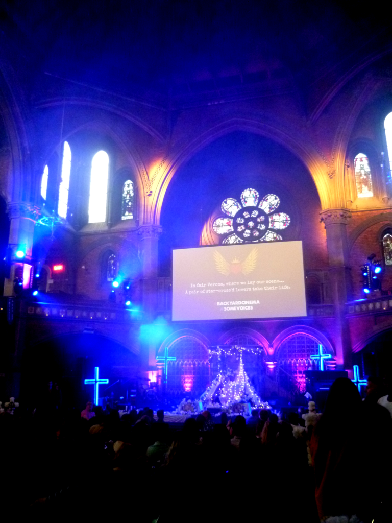 Romeo & Juliet at the Union Chapel